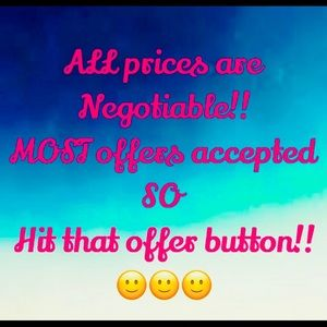 Other - 𗀠Make Me An Offer & Bundles Are Discounted𗁨𗀆